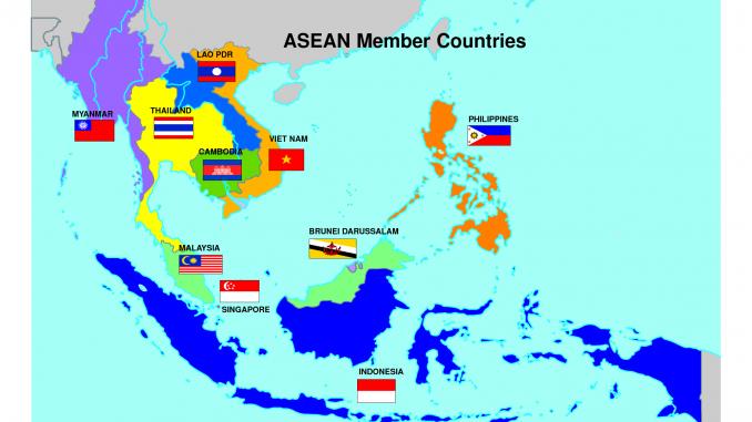 Lingkungan Strategis Asia Tenggara dan Vietnam