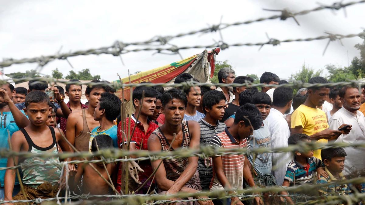 Etnis Rohingya