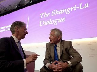 The Shangri-La Dialogue 2018