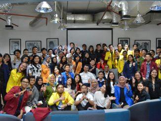 Foto Bersama di Bengkel Diplomasi