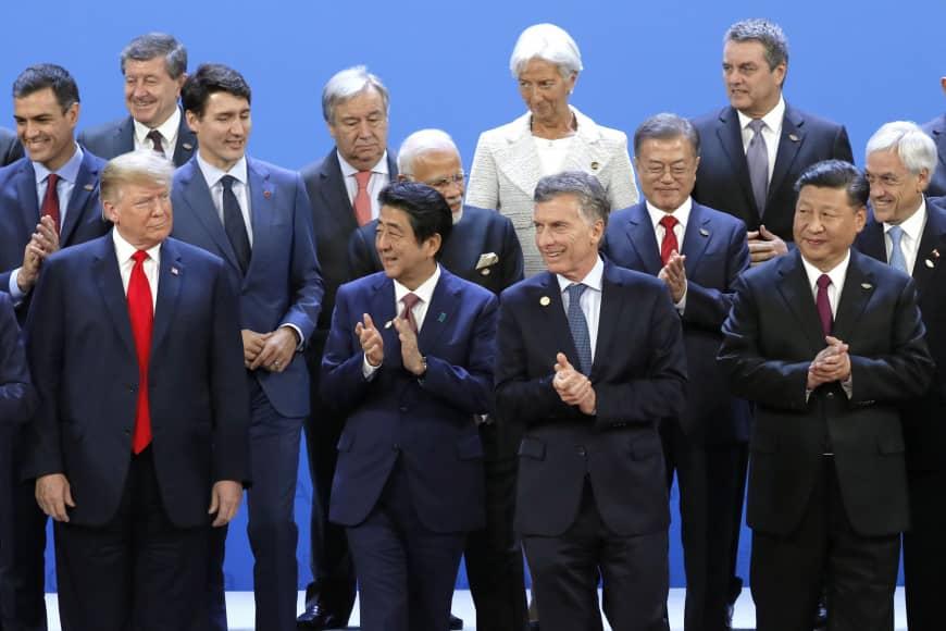 KTT G20 Argentina 2018